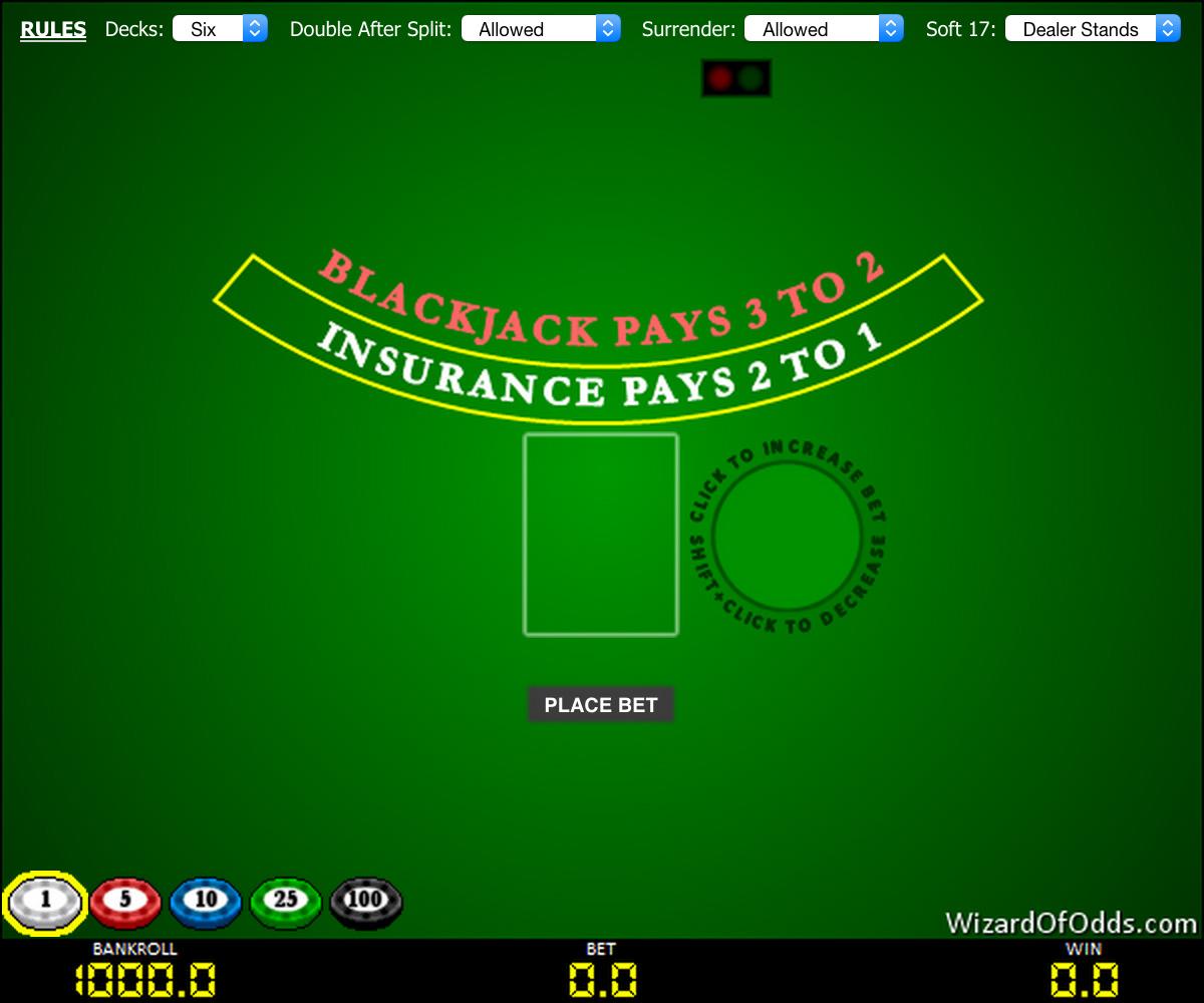 Blackjack gratuit: le meilleur moyen de devenir fortuné