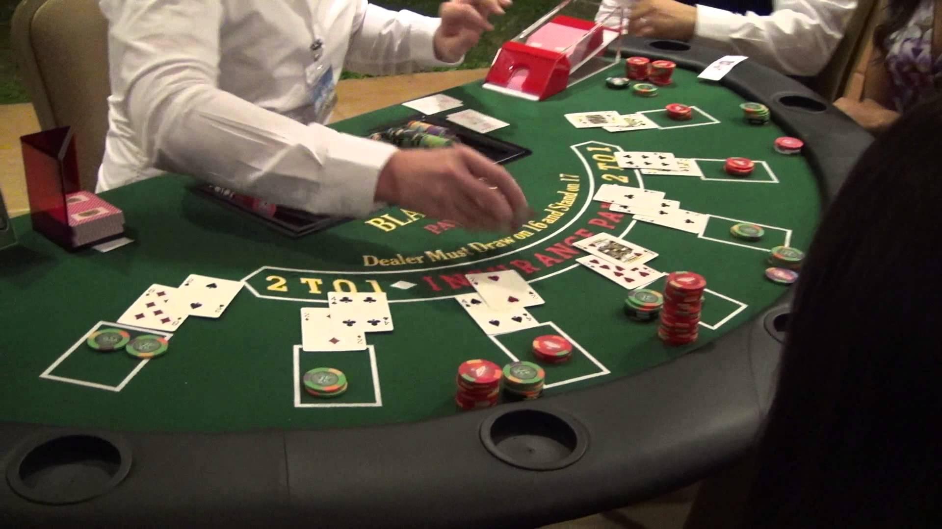 Блэк джек онлайн казино