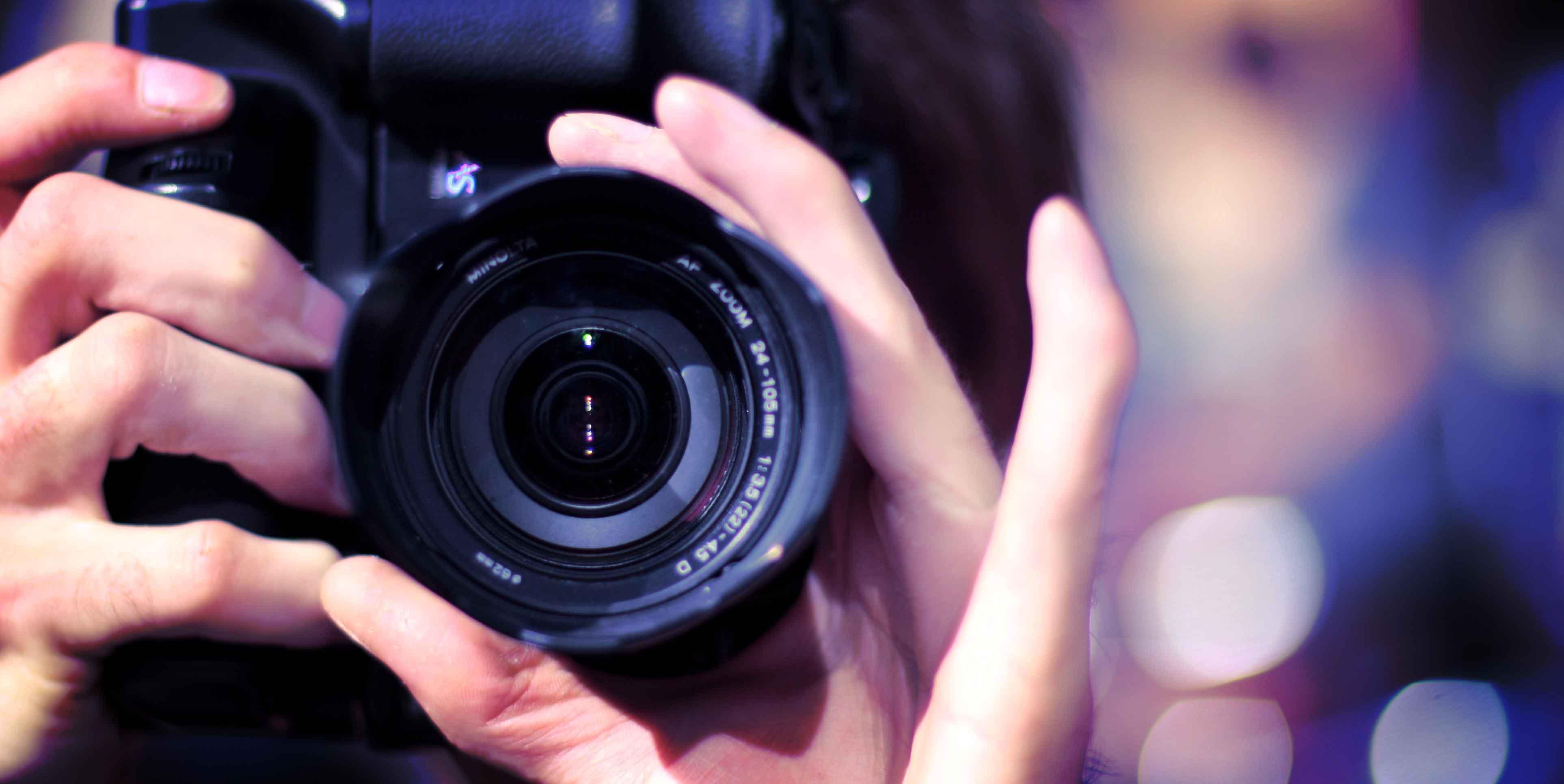 Cours photographie : en apprendre plus